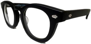 EFFECTOR(エフェクター) メガネ サングラス エフェクターメーカー【BOSS】コラボレーションモデル ボストンタイプ 『Vibrato』 Col.BKM(フレーム:黒マット/レンズ:クリア)