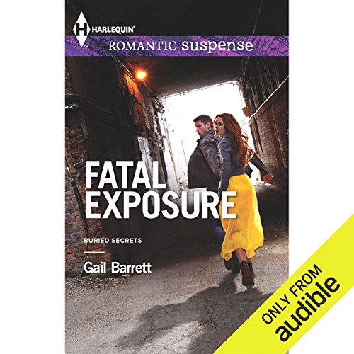 Fatal Exposure audiobook cover art
