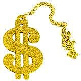 Aptafêtes AC0164 - Collar dólar dorado