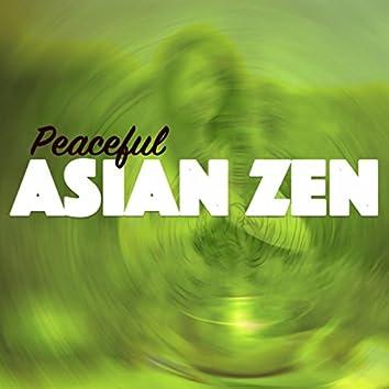 Peaceful Asian Zen