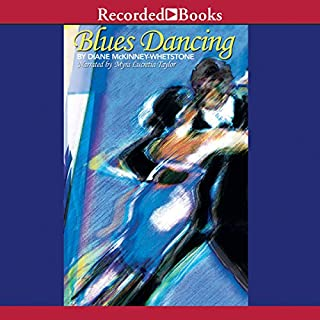 Blues Dancing audiobook cover art