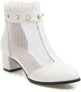 BalaMasa Womens ABS14143 Pu Boots