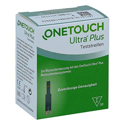 One Touch Ultra Plus Test 1X50 stk
