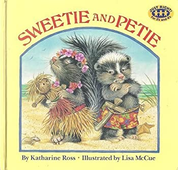 Hardcover SWEETIE & PETIE (Just Right for 3's and 4's) Book