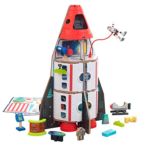 KidKraft Adventure Bound Space Shuttle
