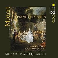 Piano Quartets Kv478 & 493