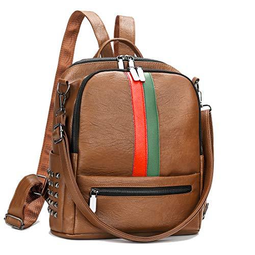 Mynos Women's Fashion Backpack Handbags