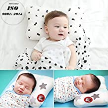 GURU KRIPA BABY PRODUCTS Presents New Born Baby Cotton Soft Fabric musterd Seeds rai Pillow for Baby Detachable Mustard/rai Seed Pouch