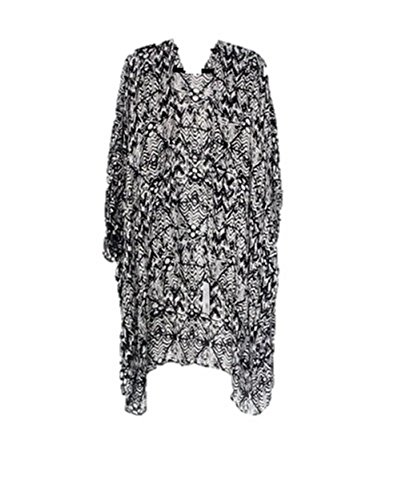 Inspiraties Dames Womens Kimono Kaftan Beach Cover up Caftan Holiday Strandkleding