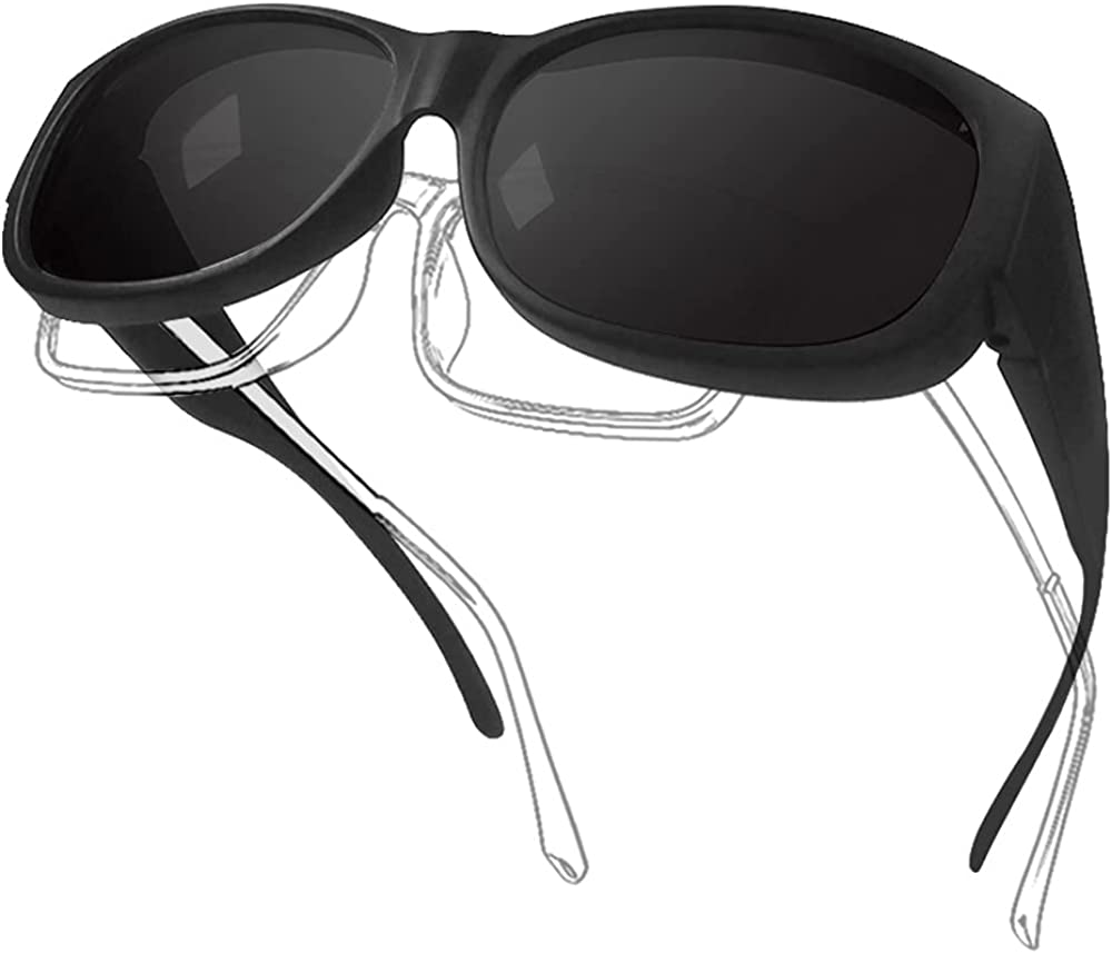 LUFF Fit Over Glasses All items in the store Ultra-Light Dedication Polarized Lens with Sunglasses