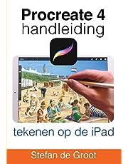 Procreate 4 Handleiding: tekenen op de iPad