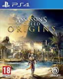Ubisoft Assassin's Creed Origins, PS4 Basic PlayStation 4 video game - video games (PS4, Basic, PlayStation 4, Action / Adventure, RP (Rating Pending), Ubisoft Montreal, 27/10/2017)