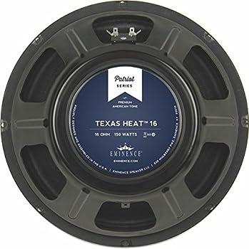 Eminence Patriot Texas Heat 12  Guitar Speaker 150 Watts at 16 Ohms