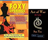 Foxy Chess Openings: The Sokolsky (Orangutan) Chess Opening DVD This new Foxy Opnings DVD teaches you all you need to know to get up and running with the unorthodox 1.b4! White's opening is very playable; indeed and has the obvious merit of steering ...