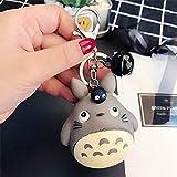 AMA-StarUK36 Totoro Muñeca Cartoon Llavero Desmontaje Rápido Desmontable Llaveros - 07