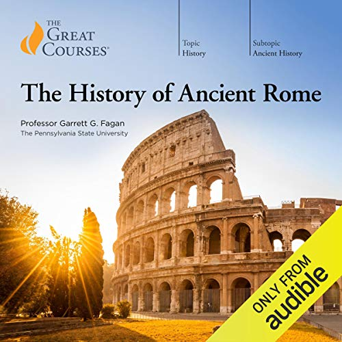 『The History of Ancient Rome』のカバーアート