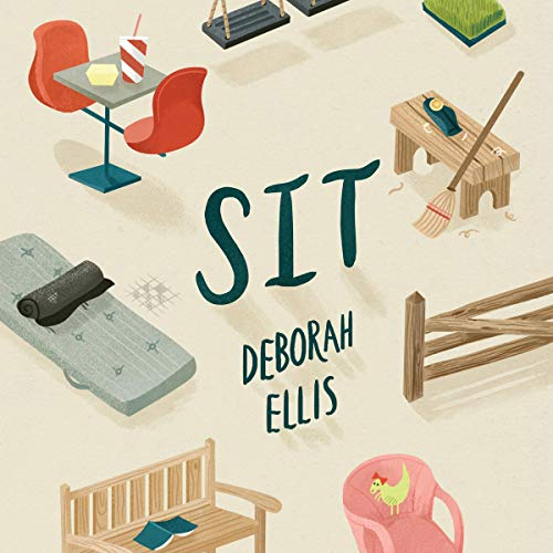 Sit audiobook cover art
