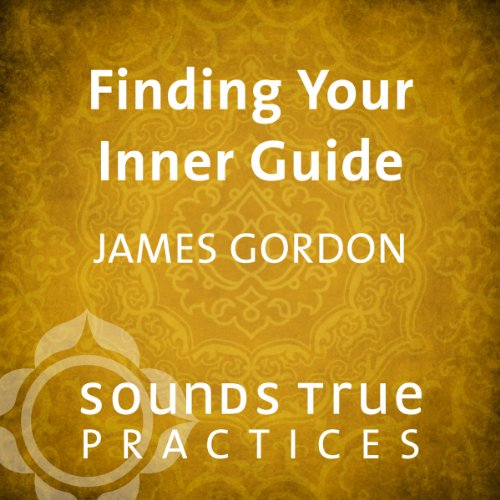 Finding Your Inner Guide audiobook cover art