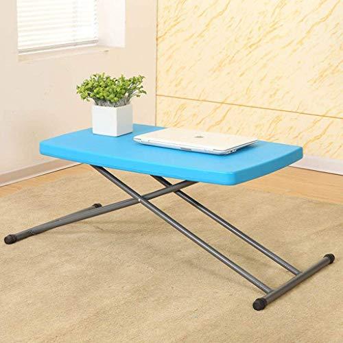 CHHD Scrivanie per Computer di casa Scrivania per Computer Tavoli e sedie Pieghevoli Tavolino per la casa Semplice Tavolo da Studio per Bambini Tavolo da scrivania può Sollevare portati