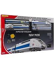 Mehano - Juguete de modelismo ferroviario Escala HO (T103)
