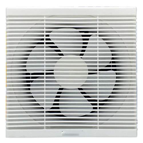 Sntsya ventilator voor keuken en badkamer, met twee vakken voor dubbel gebruik