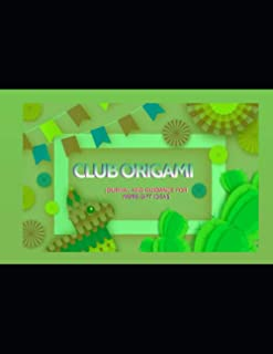 Club Origami Journal And Guidance For More Gift Ideas