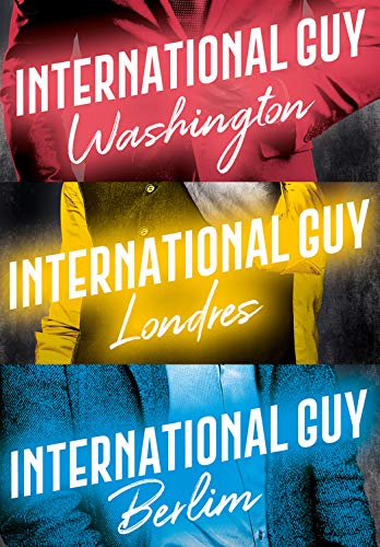 International Guy: Londres, Berlim, Washington (Vol. 3) (Portuguese Edition)