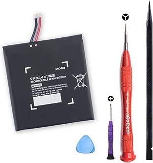 Best nintendo switch internal battery upgrade Reviews