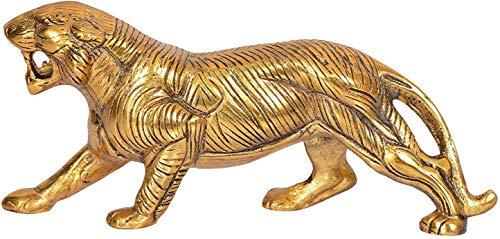 PARIJAT HANDICRAFT Tiger Statue, Showpiece Decorative...