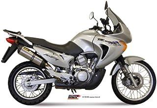XL 600 V TRANSALP Escape Moto Deportivo Redondo Silenciador Dominator Exhaust Racing Slip-on 1987 1988 1989 1990 1991 1992 1993 1994 1995 1996 1997 1998 1999 2000