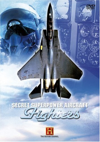 Secret Superpower Aircraft - Fighters [Reino Unido] [DVD]