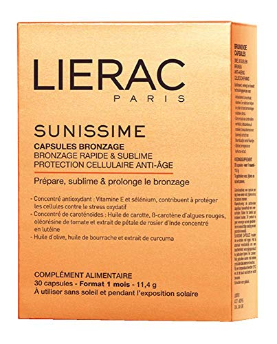 LIERAC Gesichts-Sonnencreme, 0.1 g