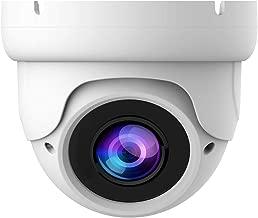 Bright Clear Night Vision 1080P Dome AHD/TVI/CVI/Analog (1000tvl) CCTV Camera, 2.8-12mm Manual Zoom Indoor Outdoor Security Camera, Honic 2MP Varifocal IR HD Weatherproof Home Surveillance Camera