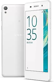 Sony Xperia E5-16GB, 1.5GB RAM, 4G LTE, White