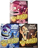 Monster Cereal Trilogy: Count Chocula (10.4 oz) Franken Berry (9.6 oz) Boo Berry (9.6 oz)