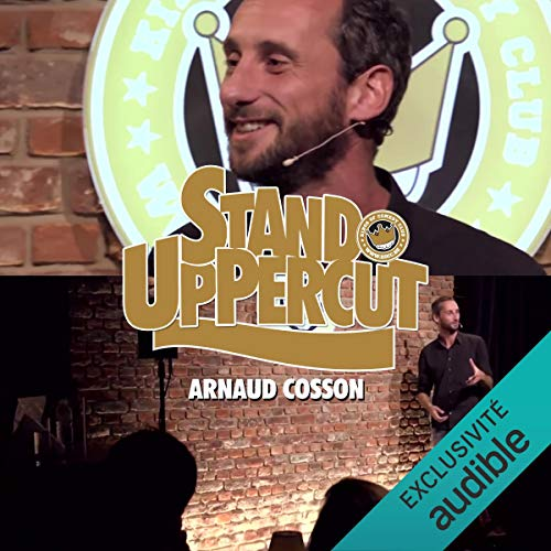 Couverture de Stand UpPercut - Arnaud Cosson