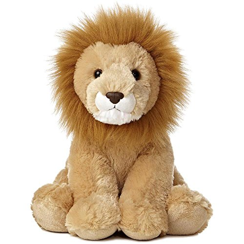 Betheaces Aurora World Plush Lion 14quot