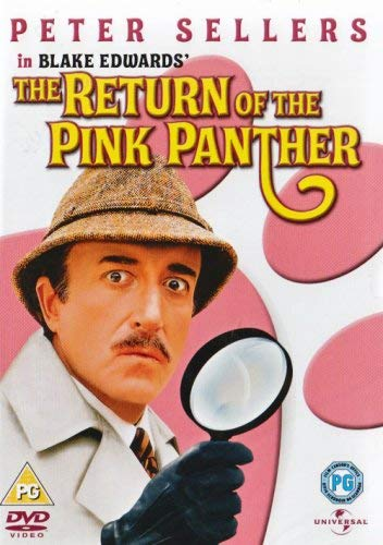Return of the Pink Panther [Reino Unido] [DVD]