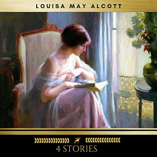 4 Stories by Louisa May Alcott                   By:                                                                                                                                 Louisa May Alcott                               Narrated by:                                                                                                                                 Erica Collins                      Length: 3 hrs and 25 mins     Not rated yet     Overall 0.0