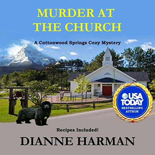 Murder at the Church Audiobook By Dianne Harman cover art