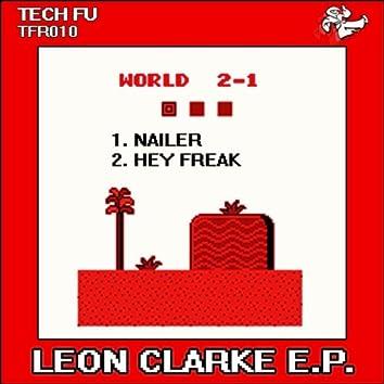 Leon Clarke EP