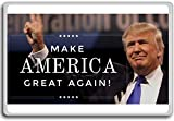 Donald Trump Make America Great Again! 2016 U.S. presidential election fridge magnet - Kühlschrankmagnet