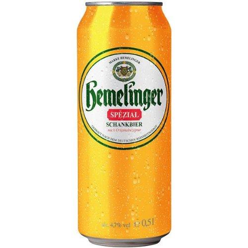 Hemelinger Spezial 24x0,5l inkl. Pfand 4,7% Vol.