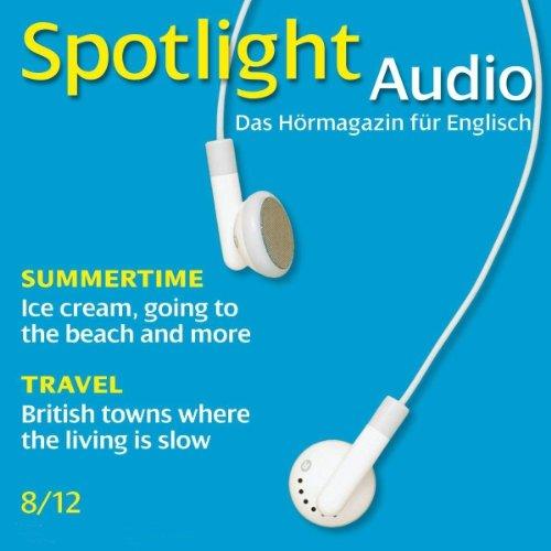 Spotlight Audio - Summertime. 8/2012 Titelbild