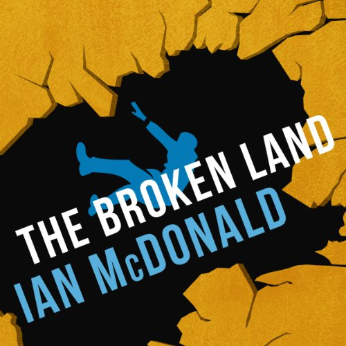The Broken Land audiobook cover art