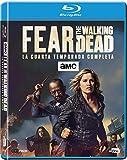 Fear The Walking Dead Temporada 4 Blu-Ray [Blu-ray]