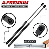 A-Premium Tailgate Rear Hatch Lift Supports Shock Struts Replacement for Ford Mustang 1979-1993 Capri 79-86 2-PC Set
