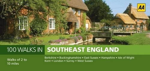 Southeast England (AA 100 Walks in)