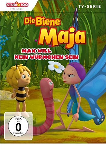 Die Biene Maja, Vol.18: Max will kein Würmchen sein