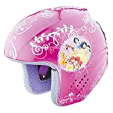 BRIKO Casco sci discesa junior ROOKIE DISNEY PRINCESS principesse rosa 100087 tg. 56